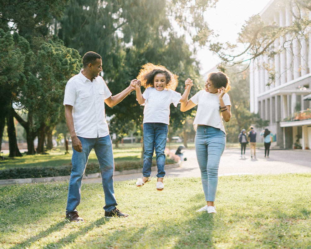 financial planning advice for individuals and families